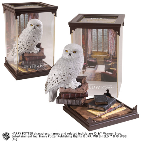 Magical creatures No.1 Hedwig Noble collection