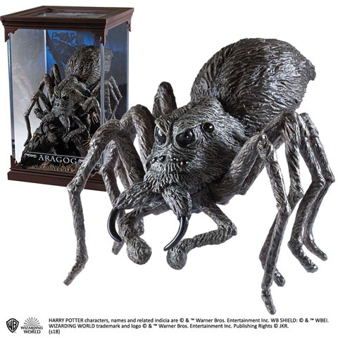 Aragog, Harry Potter, Noble collection,