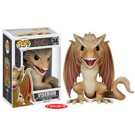 Viserion, Funko, GOT, Game of Thrones, Kind of magic,