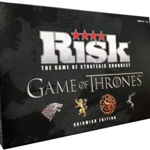 Risk, got, Game of Thrones, stark