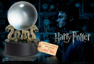 Harry Potter collectibles, Harry Potter, Noble collection, the prophecy, HP collectibles,